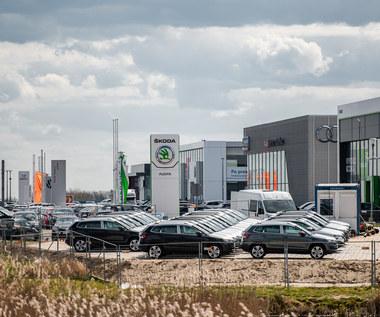 Normy i spalin i koronawirus zamroziły sprzedaż aut