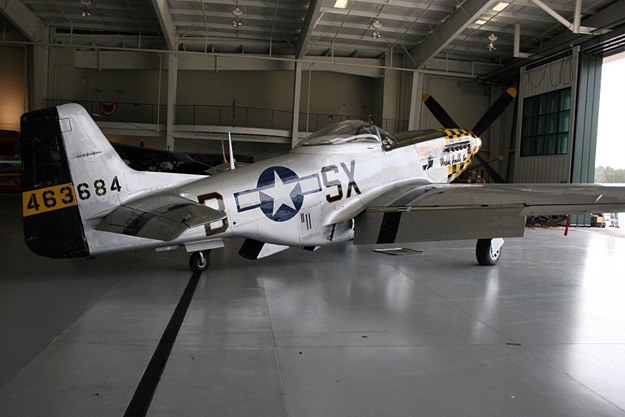 North American P-51 Mustang /Discovery World
