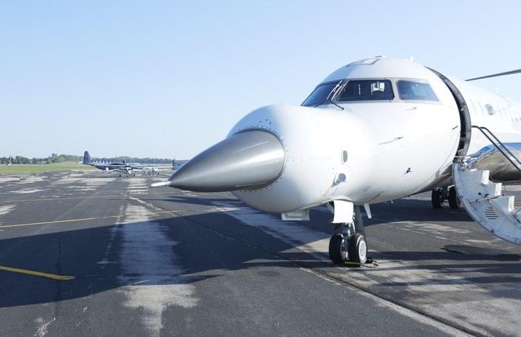 Northrop Grumman - Bombardier CRJ700 ze specjalnym pakietem modernizacyjnym /materiały prasowe