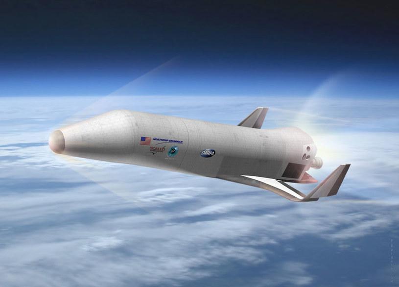 Northrop Grumman ma wybudować statek XS-1 /NASA