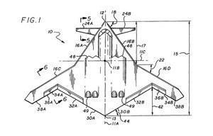 Northrop Grumman patentuje projekt bombowca nowej generacji