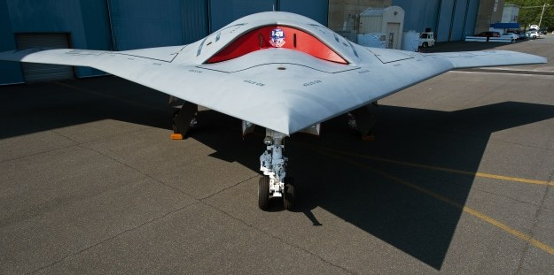 Northrop Grumman X-47B /AFP