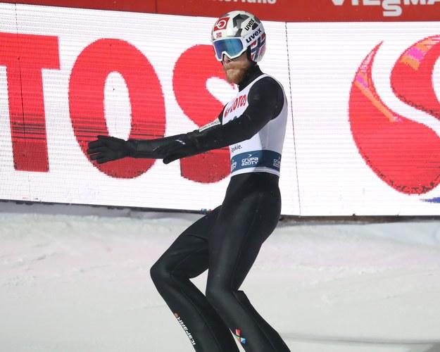 Norweg Robert Johansson / Grzegorz Momot    /PAP