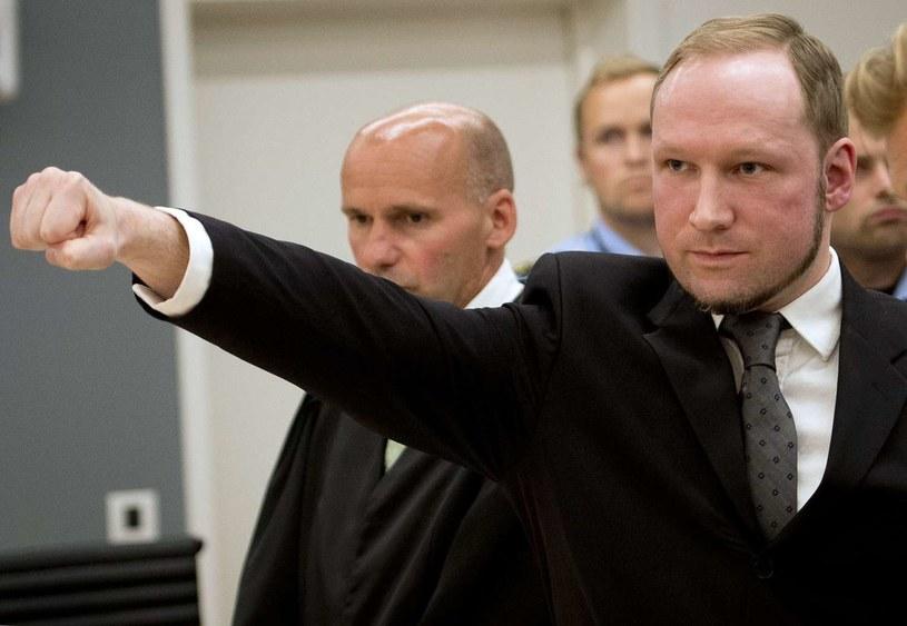 Norwegia: Anders Breivik zostanie studentem politologii /AFP