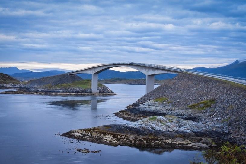 Norwegia, droga atlantycka Fot. Unsplash /INTERIA.PL/materiały prasowe