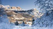Norwegia. Hemesdal - prawie jak w Alpach