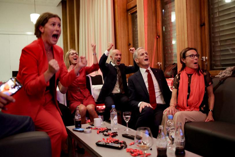 Norwegia: Partia Pracy świętuje wyborczy sukces /AFP