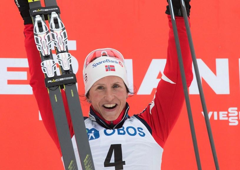 Norweska biegaczka Marit Bjoergen /AFP