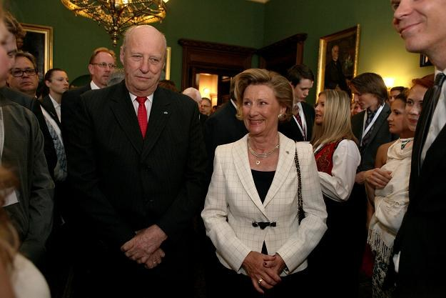 Norweska para królewska zainaugurowała programy badawczy i stypendialny /PAP