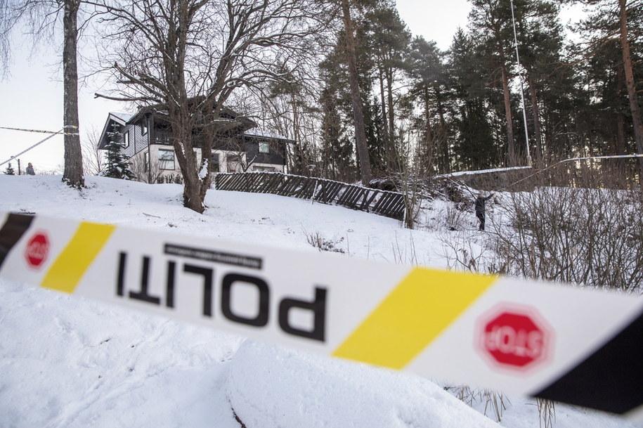 Norweska policja poinformowała o zatrzymaniu 70-letniego miliardera Toma Hagena podejrzanego o zamordowanie 68-letniej żony Anne-Elisabeth Hagen /OLE BERG-RUSTEN  /PAP/EPA