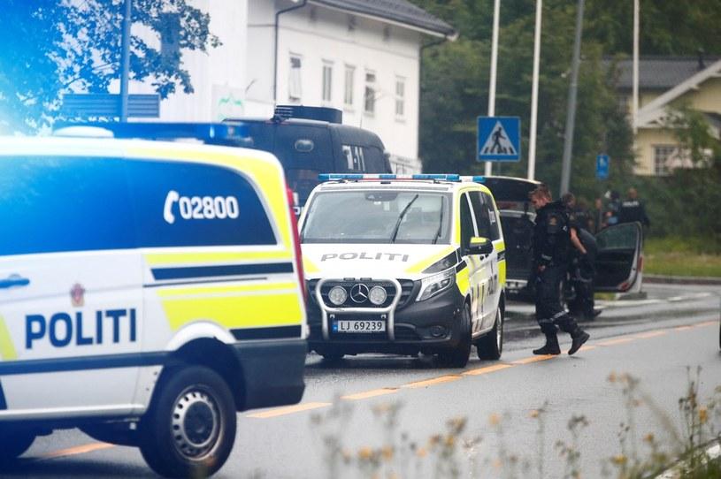 Norweska policja; zdj. ilustracyjne /AFP
