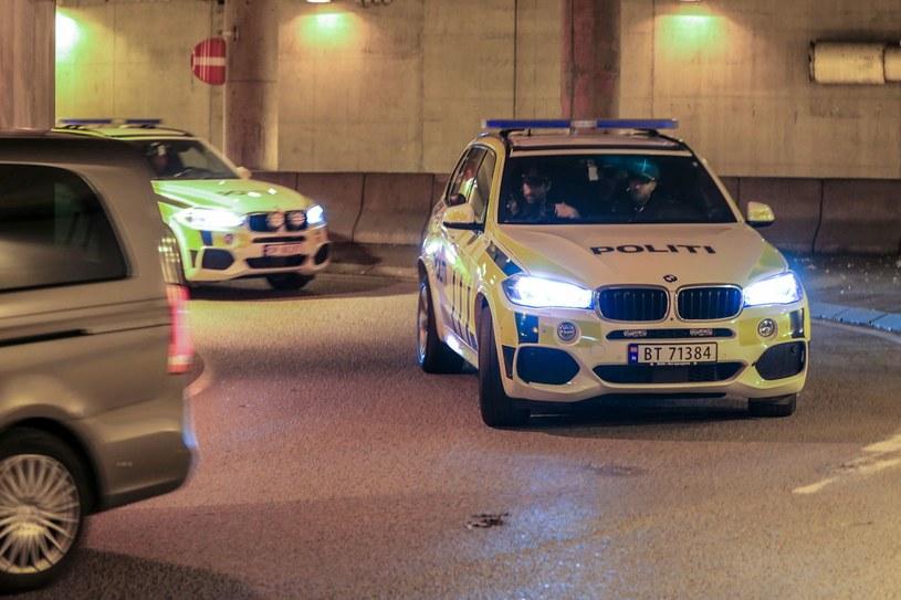 Norweska policja /AFP