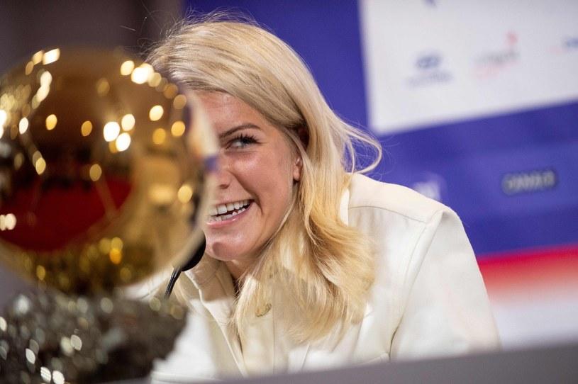 Norweżka Ada Hegerberg /AFP