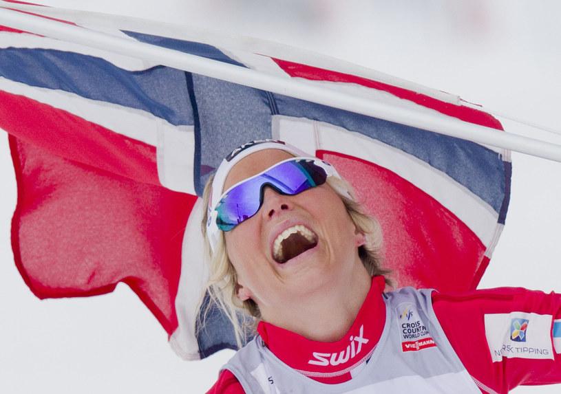 Norweżka Therese Johaug /AFP