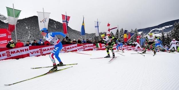 Norweżki chcą pobiec przeciwko Justynie Kowalczyk /AFP