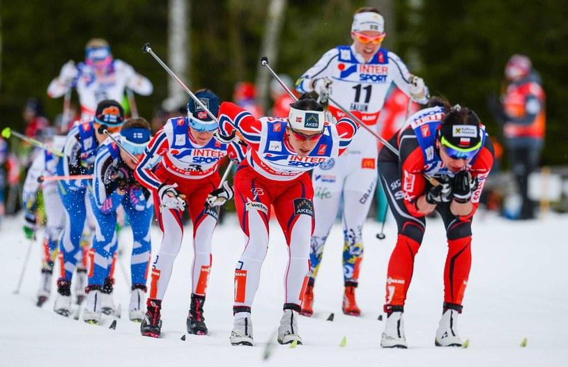 Norweżki znów górą /AFP