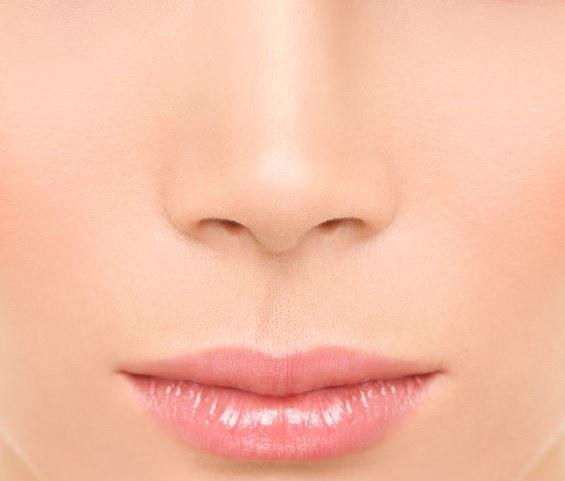 Nos wklęsły /©123RF/PICSEL