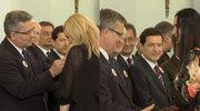 Nosowska odznaczona przez prezydenta Komorowskiego