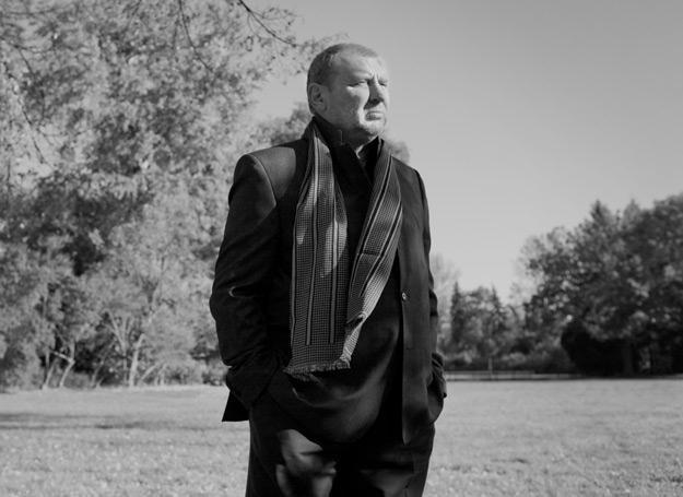Nostalgiczny Andrzej Grabowski /Universal Music Polska