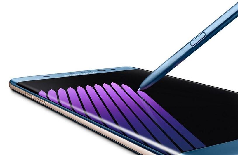 Note 7 będzie znów dostępny w całej Europie dopiero pod koniec listopada /materiały prasowe