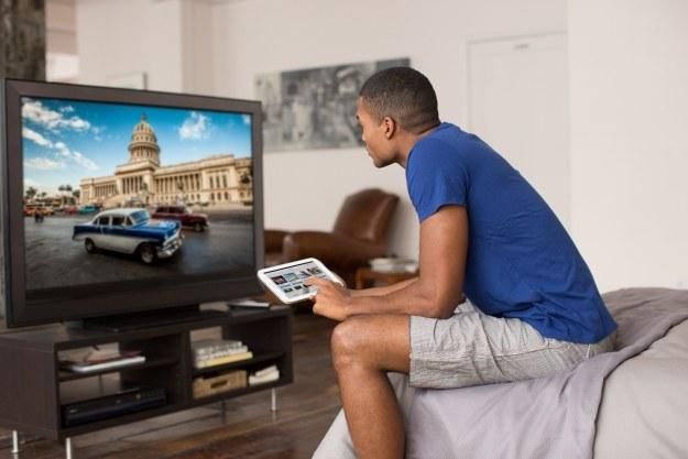 Note 8.0 jako pilot do telewizora /materiały prasowe