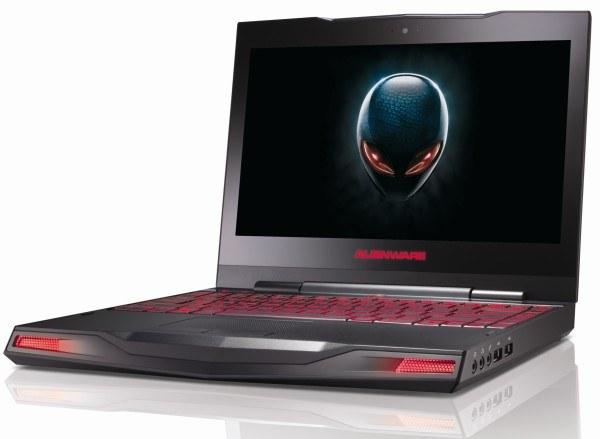 Notebook Alienware M11x /Informacja prasowa