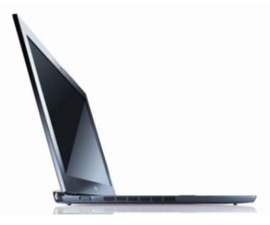 Notebook ładowany bezprzewodowo - Dell Latitude Z