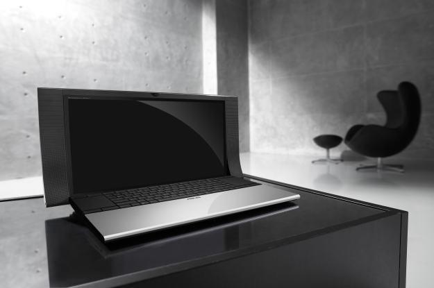 Notebook NX90 Asusa powstały we współpracy z Bang & Olufsen - takie notebooki będą rzadkością w 2010 /materiały prasowe