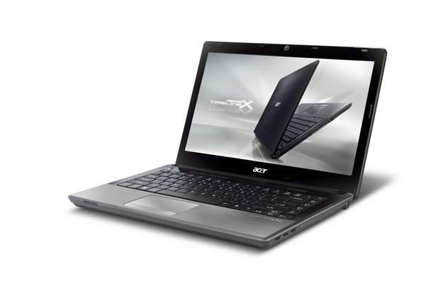 Notebook z serii Acer Aspire TimelineX /materiały prasowe