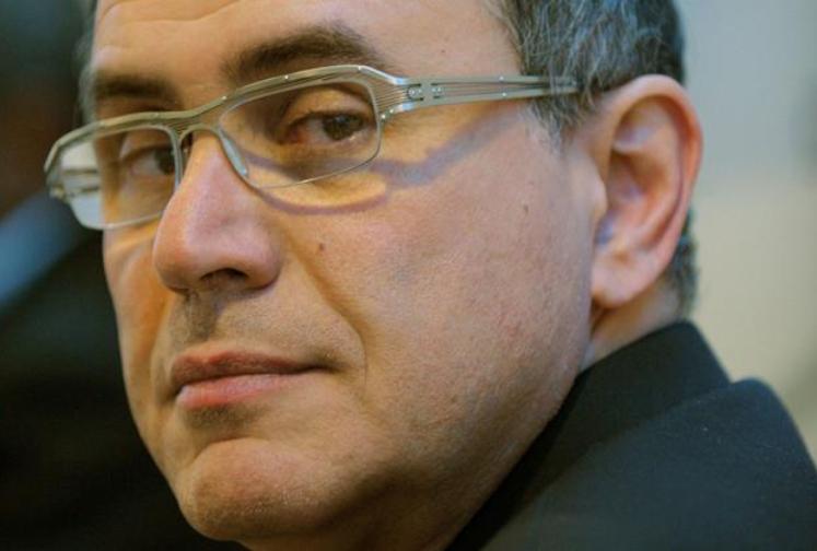 Nouriel Roubini, amerykański ekonomista /AFP