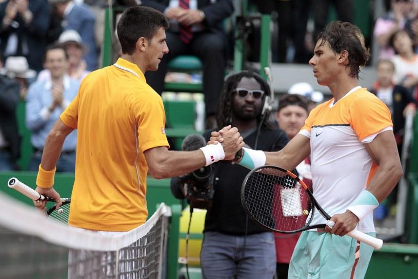 Novak Djoković i Rafel Nadal /AFP