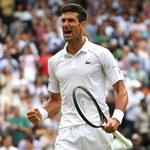 Novak Djokovic o krok od 20. tytułu wielkoszlemowego Wimbledonu