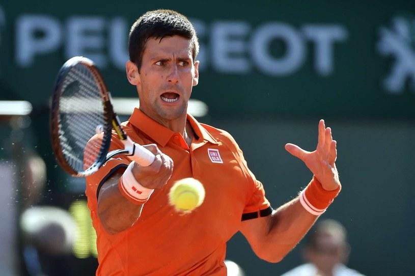 Novak Djoković odpadł w ćwierćfinale, z Dominikiem Thiemem. /materiały promocyjne