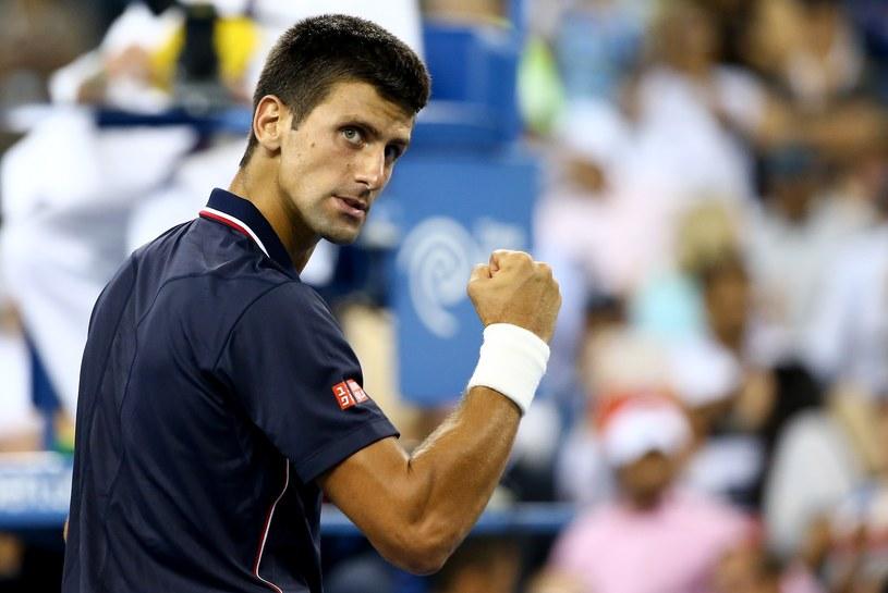 Novak Djoković triumfuje /AFP