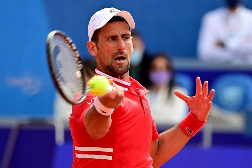 Novak Djoković - zdj. ilustracyjne /AFP