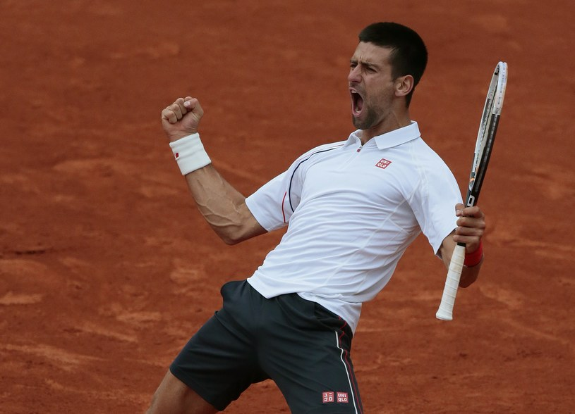 Novak Djokovic /. /AFP