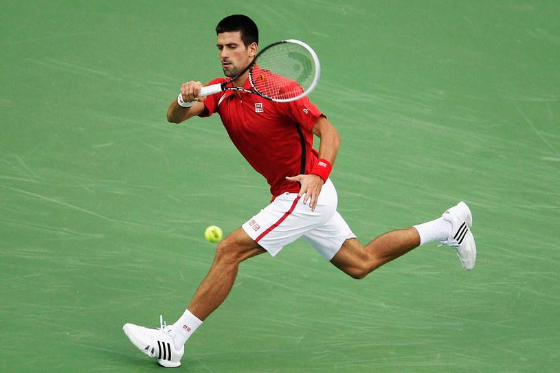 Novak Djoković /Lintao Zhang /Getty Images