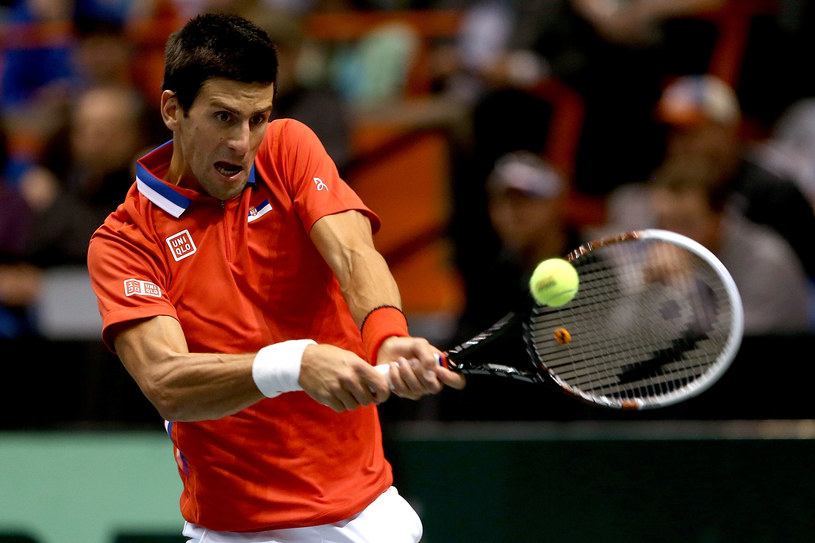Novak Djokovic /AFP
