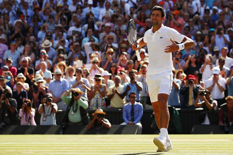 Novak Djoković /Getty Images