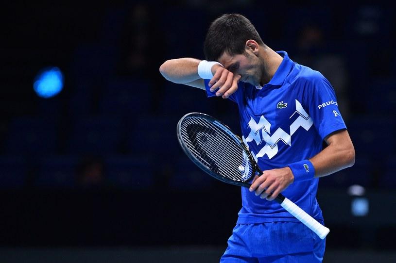 Novak Djoković /AFP /AFP
