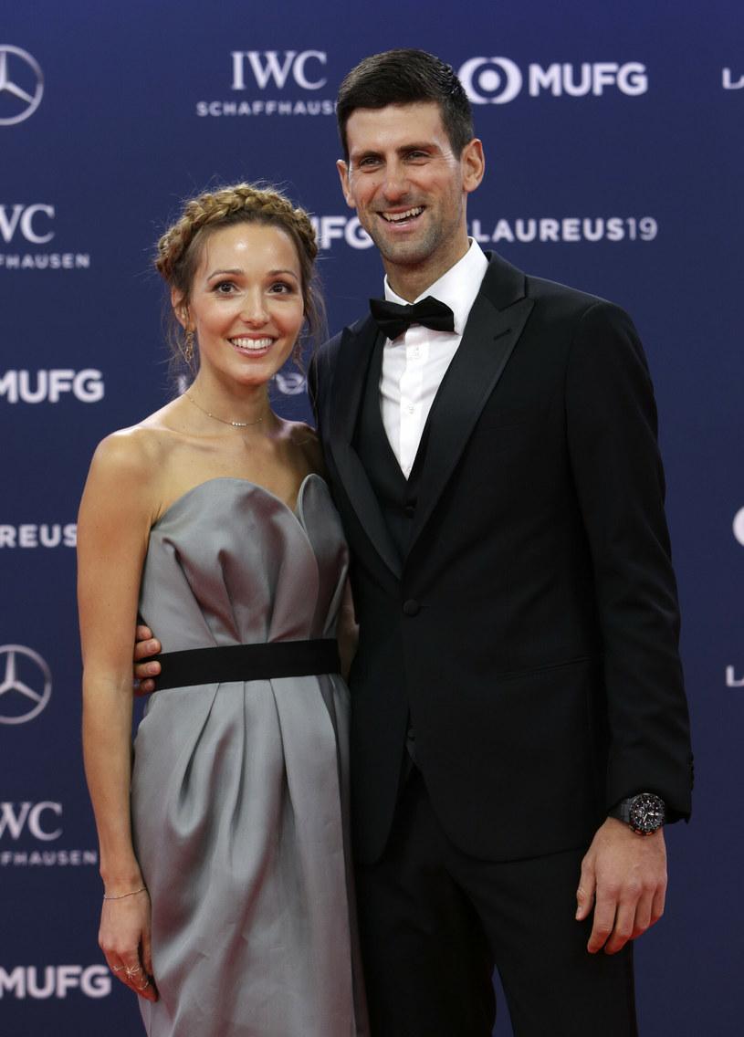 Novak Djokovic /AP/Associated Press/East News /East News
