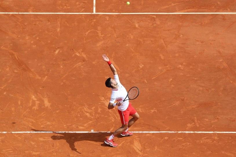 Novak Djoković /AFP/AFP VALERY HACHE/ /AFP
