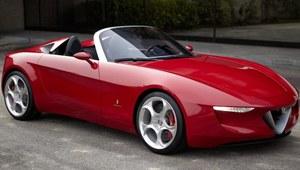 Nowa Alfa Spider - pierwsze szczegóły