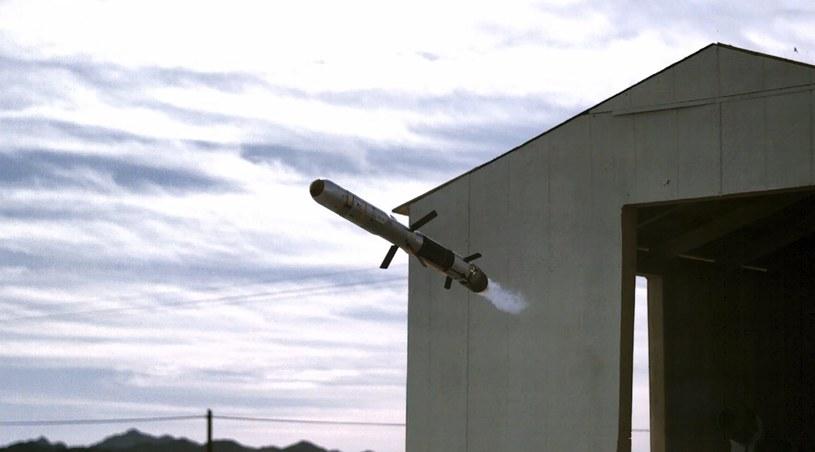 Nowa amunicja wielozadaniowa GMM. Fot. Saab /materiały prasowe