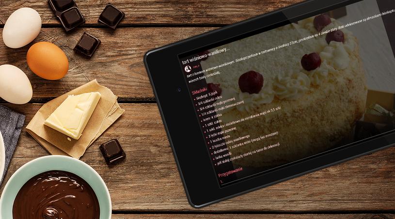 Nowa aplikacja Smakera: Ciasta i desery! /Styl.pl