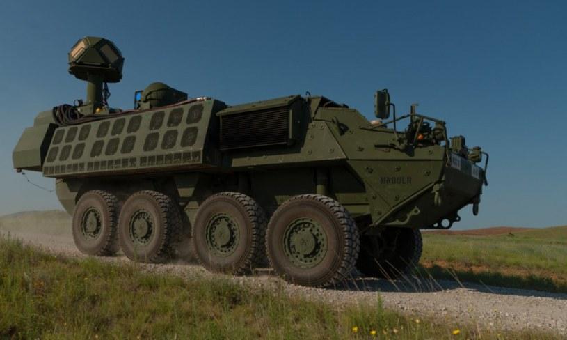 Nowa broń laserowa Amerykanów. Fot. U.S. Army /materiały prasowe