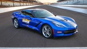 Nowa Corvette samochodem bezpieczeństwa podczas Indianapolis 500