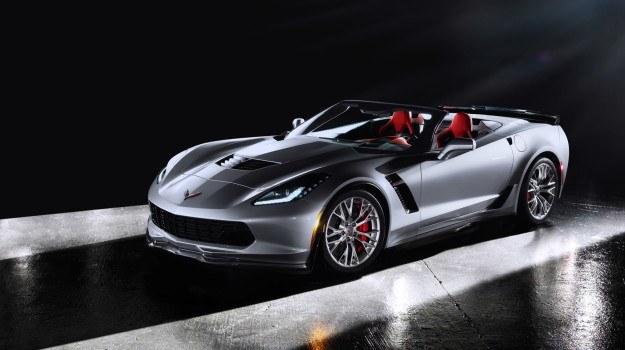 Nowa Corvette Z06 łączy torowy charakter Z06 poprzedniej generacji z potężną mocą odmiany ZR1. /Chevrolet