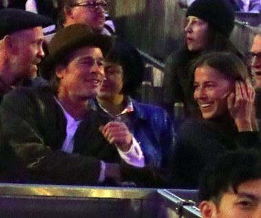 Nowa dziewczyna Brada Pitta jest... mężatką