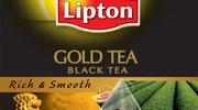 Nowa ekskluzywna linia czarnych herbat Lipton